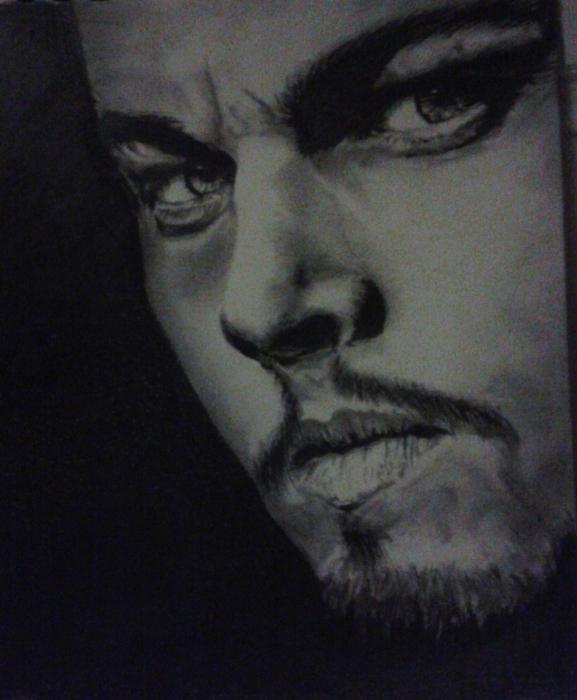 Leonardo DiCaprio by cyrilsnow